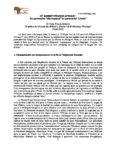 25e SOMMET FRANCE-AFRIQUE : Du partenariat