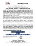 TOGO : TOUS MOBILISES LE 15 JUIN à 8 h 00 POUR DEFENDRE LA LIBERTE D'EXPRESSION POLITIQUE