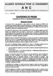 TG-Polit-P-ANC 2012.02.06 Decoupage Electoral Conference Presse ANC