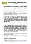 Appel solennel du 27 avril au recensement de la Diaspora togolaise