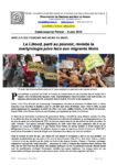 Le Likoud, parti au pouvoir, revisite la martyrologie juive face aux migrants Noirs