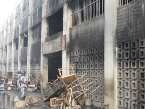 Incendies de marchés au Togo