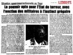 Polit-Afr-Togo-2013-05-28-Pouvoir-opte-pour-etat-de-terreur