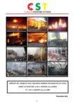 Rapport enquête CST sur incendie criminel marchés du Togo