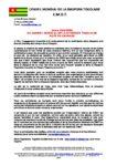 3ème Congrès CMDT - Note de Cadrage